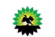 """logo """"sporco"""" da GreenPeace"""